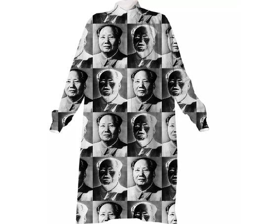 Mao Dress Shirt
