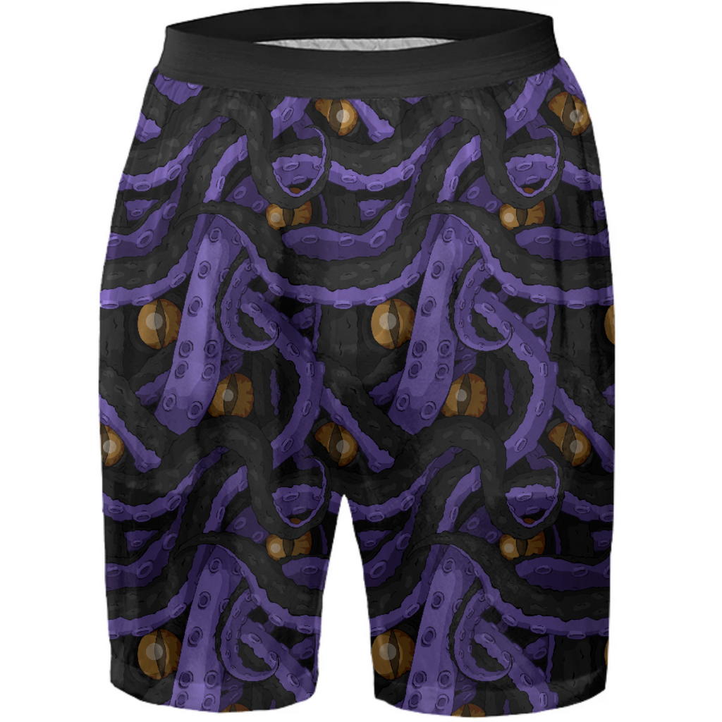 Kracken Tentacle Boxer Shorts