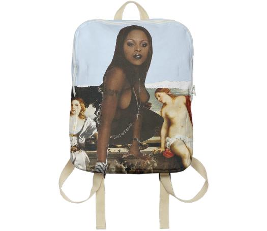 Foxy Brown Backpack