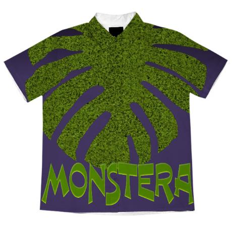 Monstera shirt