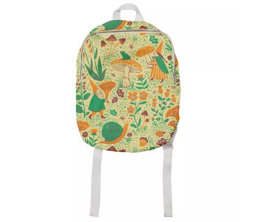 GNOMES kid s backpack