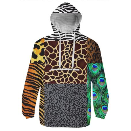 safari windbreaker