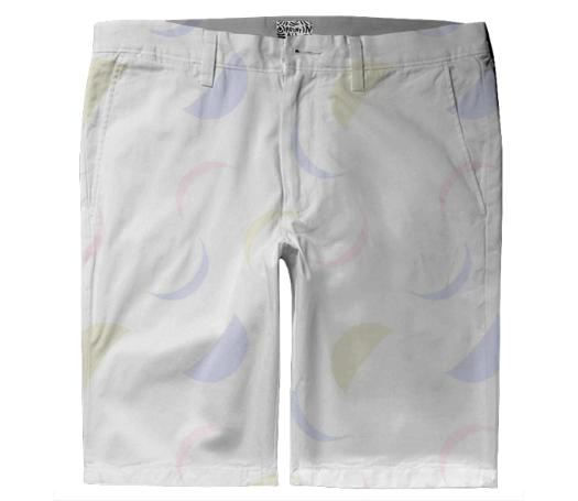 Fading Moons Trouser Shorts