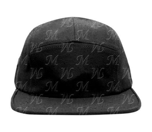 Mud di Signature Black Upsidedown Cap
