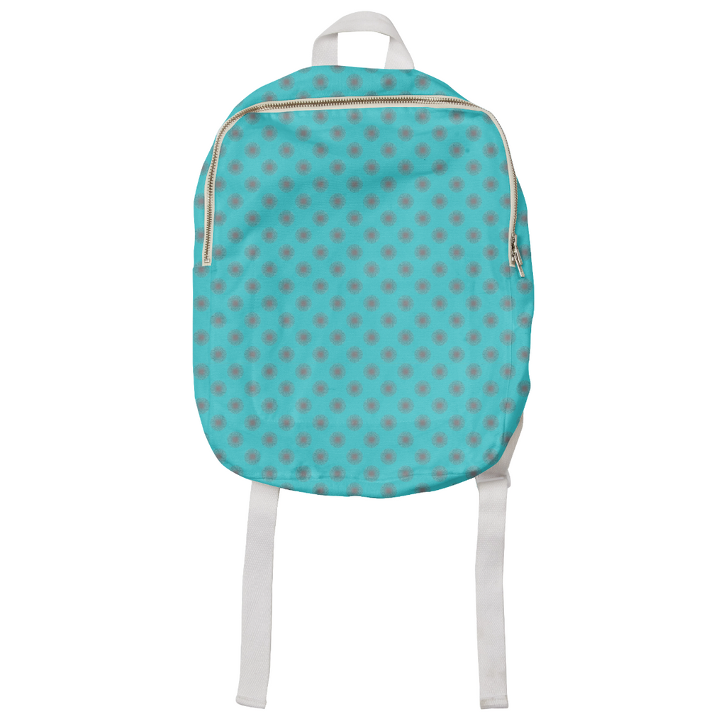 Abstract Dots Explosion Kids Backpack