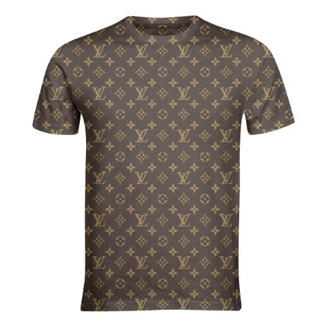 lv inspired shirt