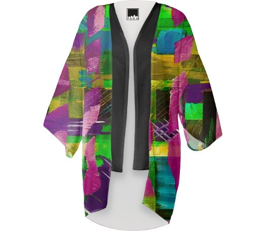 Jewel tones robes