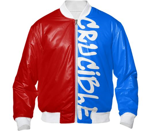RED WHITE BLUE BOMBER