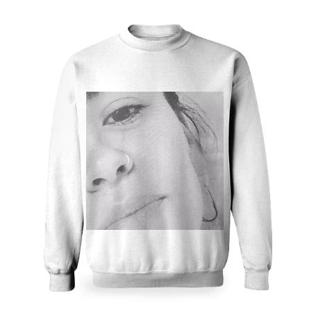 Straight Up To My Face Sweatshirt
