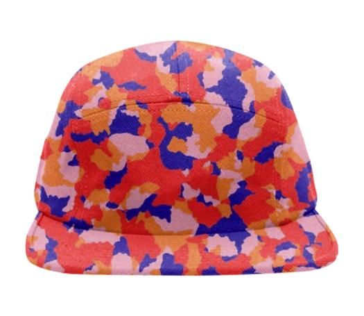 Paris Blooms Cap