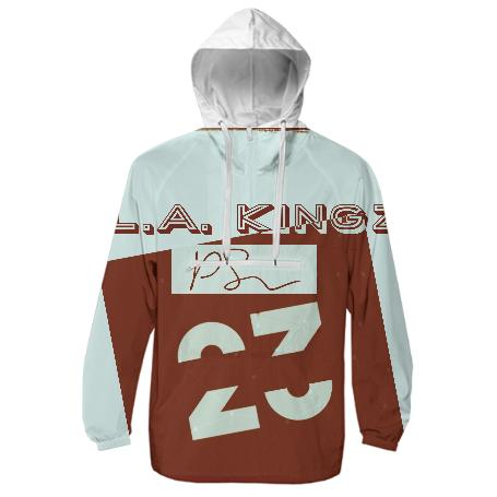 PS L A Kingz Windbreaker