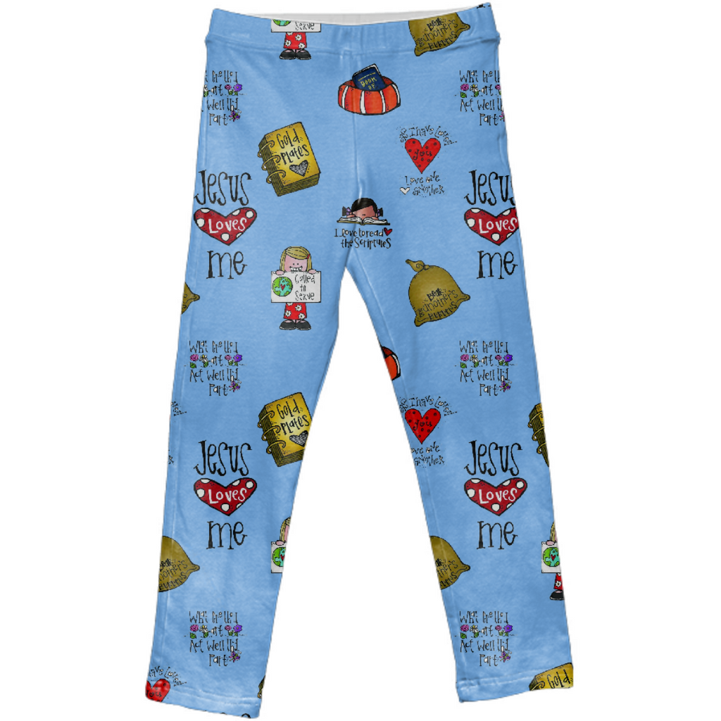 Lds Kids Leggings