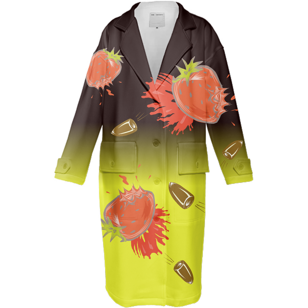 Juicy Splash Trench Coat