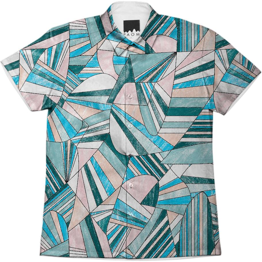 Mercury Retro Men s Shirt