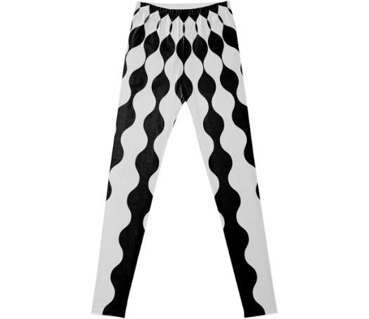 Optical Illusion Leggings 4
