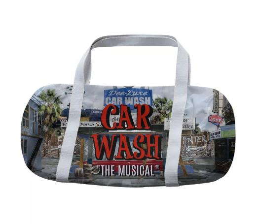 Car Wash The Musical Duffel Bag