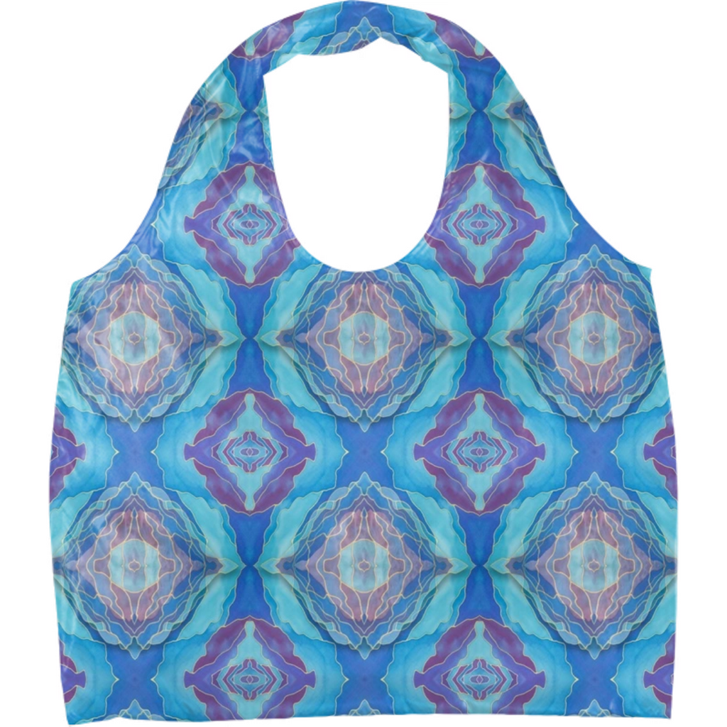 Dreamy Blue Eco Tote