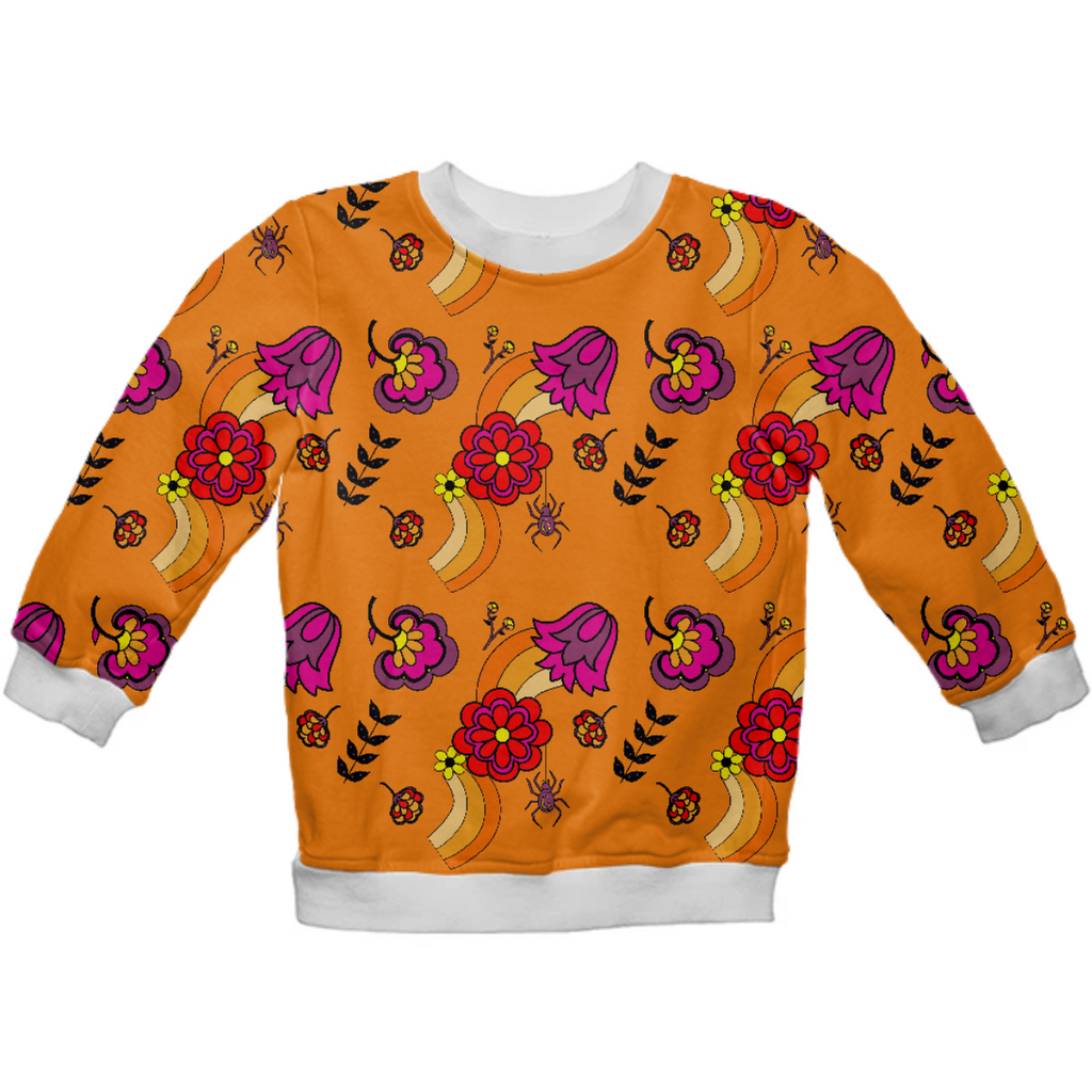 Groovy fall toddler