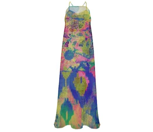 ATTICUS MAXI DRESS