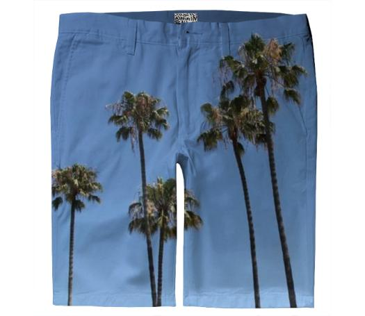 Summer Trees Shorts