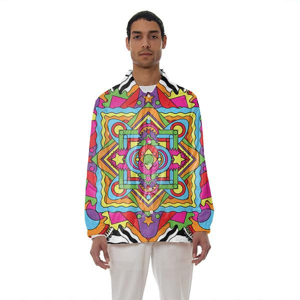 Mandala Coach Jacket