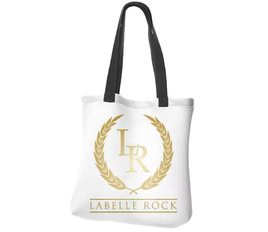 Gold LR Neoprene Bag