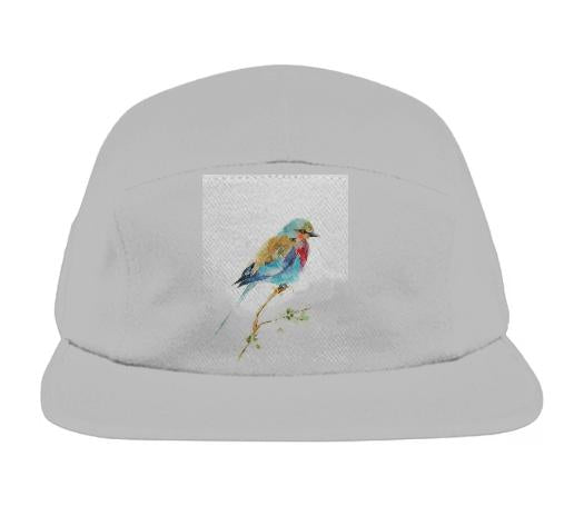 Hudson Sails Bird Design Baseball Hat