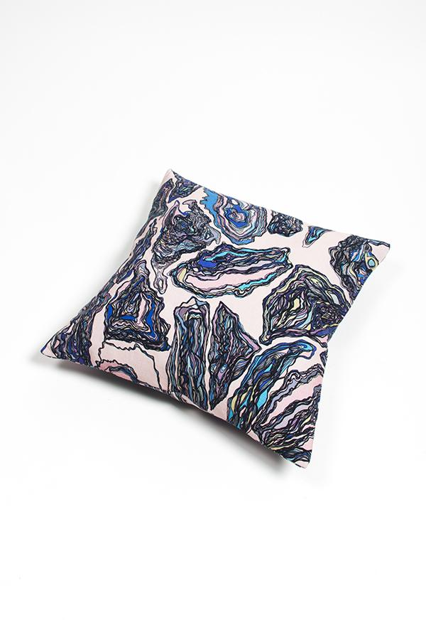 PAOM, Print All Over Me, digital print, design, fashion, style, collaboration, caitlin, Pillow, Pillow, Pillow, Caitlin, Mociun, autumn winter spring summer, unisex, Poly, Home