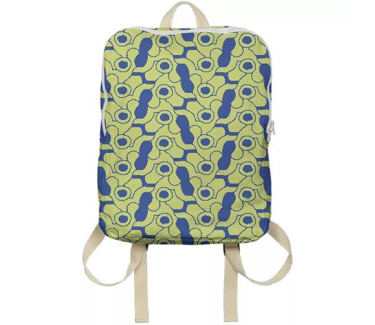 The Sherry Print Backpack