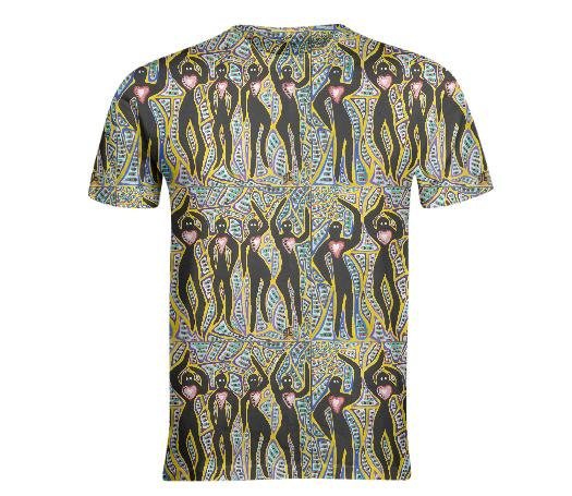 Dot Dance T Shirt