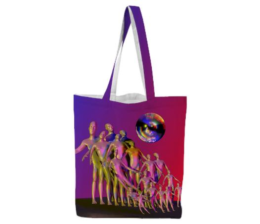 a group tote