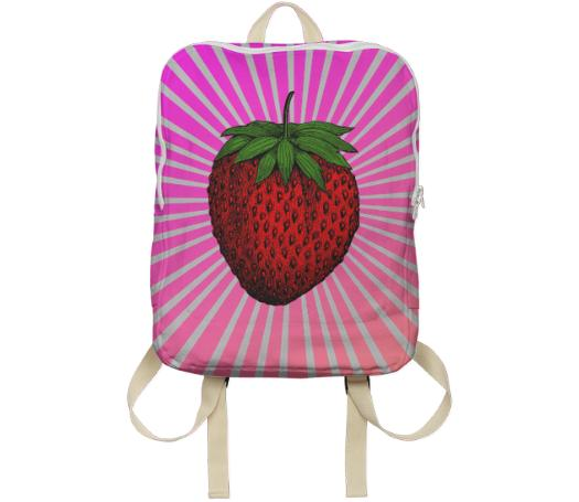 Sweet Strawberry Backpack