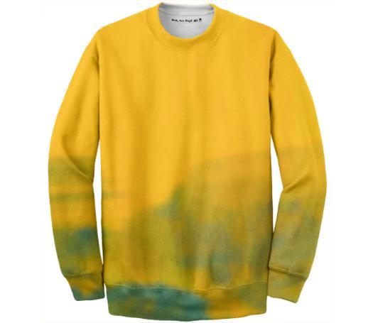 Yellow Wash Sweatshirt