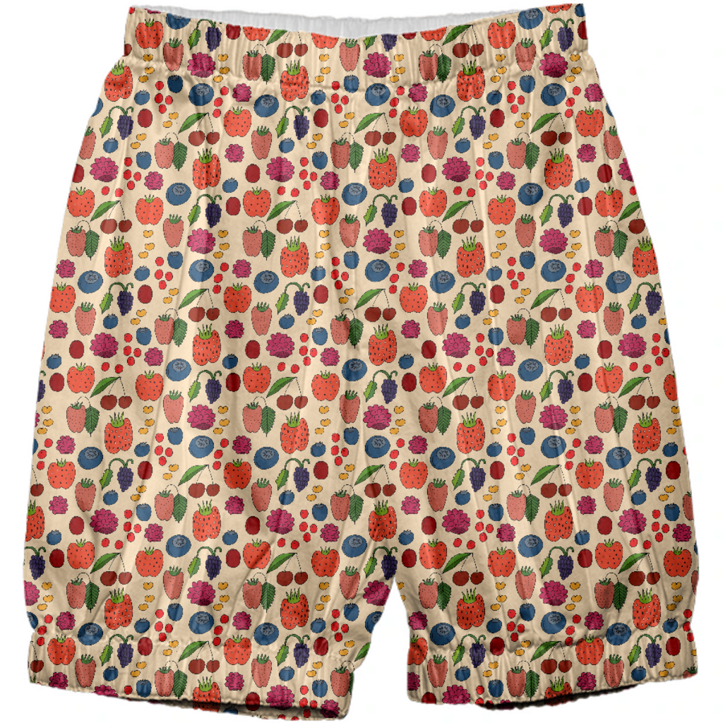 Berry bloomers