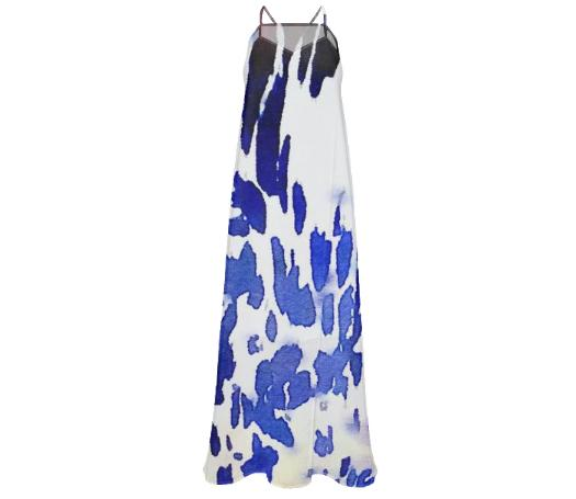 TRACY PORTER RIVAGE MAXI DRESS