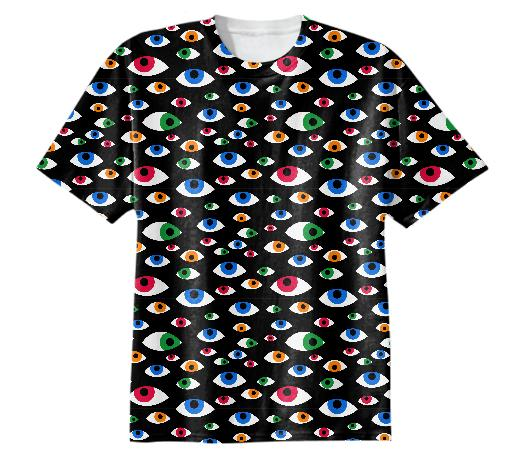Eyeball Multicolor