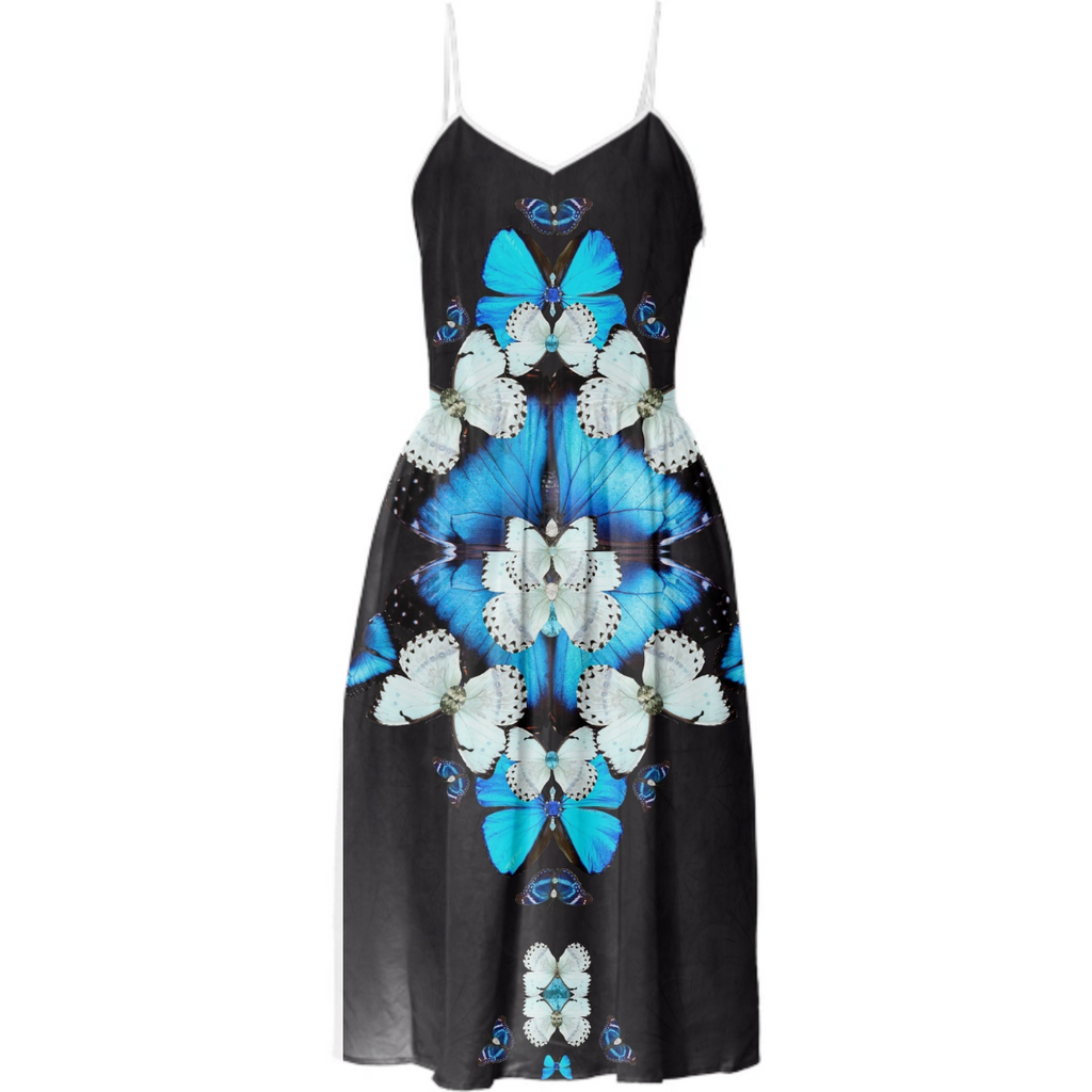 Iron Butterfly Dress