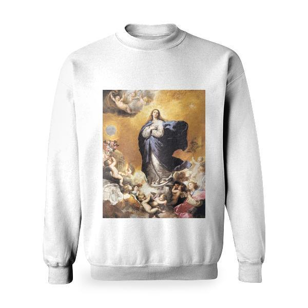 Immaculate Conception Basic Sweatshirt