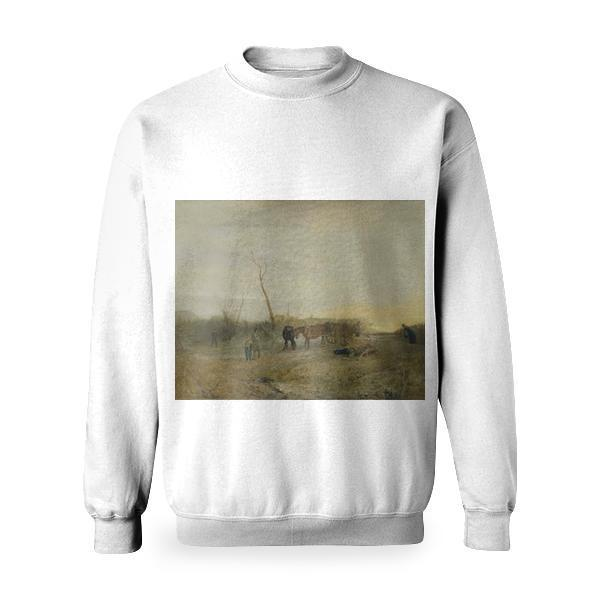 Frosty Morning Basic Sweatshirt