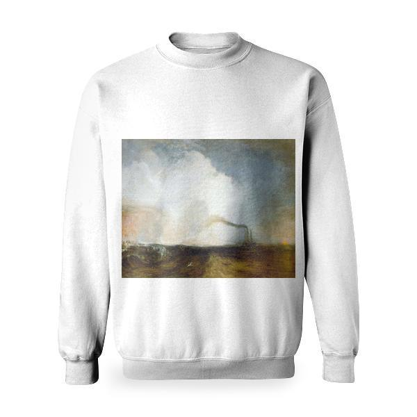 Staffa Fingals Cave Basic Sweatshirt