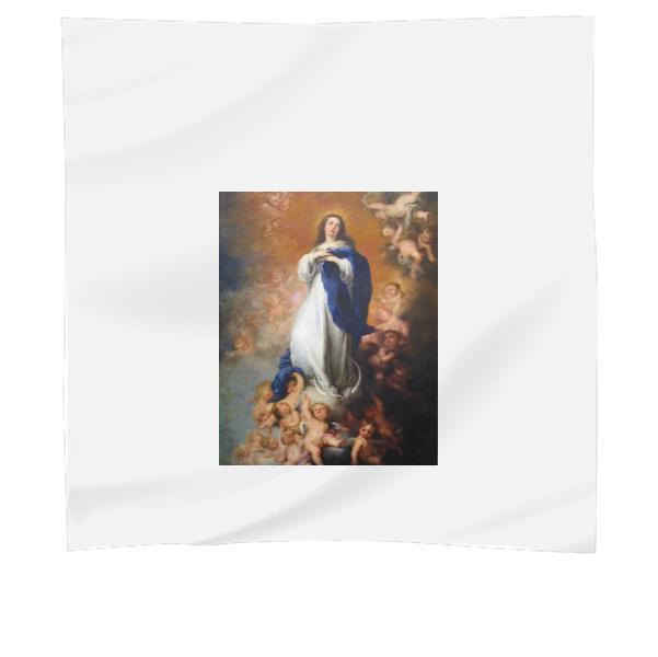 The Immaculate Conception Of The Venerable Ones Or Of Soult Scarf
