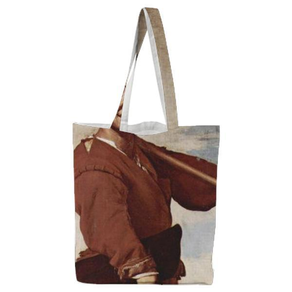 The Clubfoot Tote Bag
