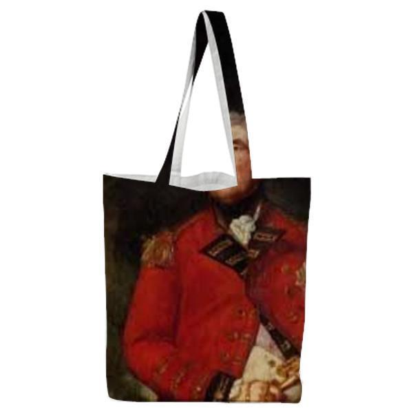 Lord Heathfield Of Gibraltar Tote Bag