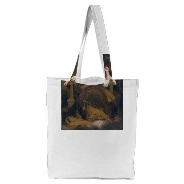 Mrs Siddons As The Tragic Muse Tote Bag