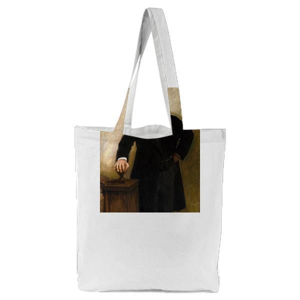 The Official White House Portrait Of President Theodore Roosevelt Tote Bag