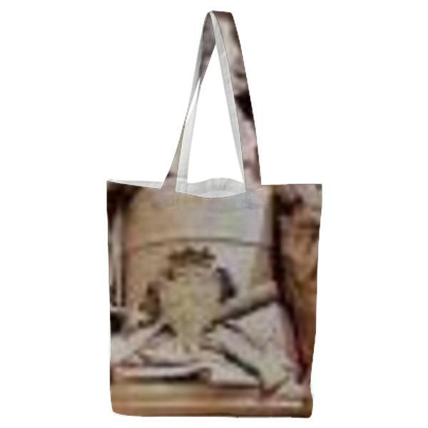 Monument To William Murray Tote Bag