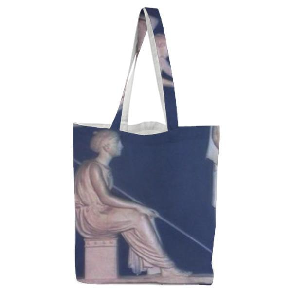 The Apotheosis Of Homer Tote Bag