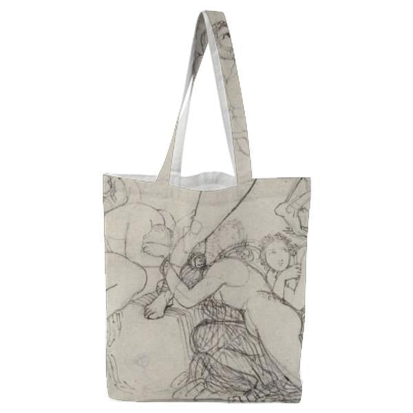 Compositions From The Tragedies Of Aeschylus Tote Bag