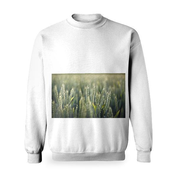 Nature Field Agriculture Farm Basic Sweatshirt