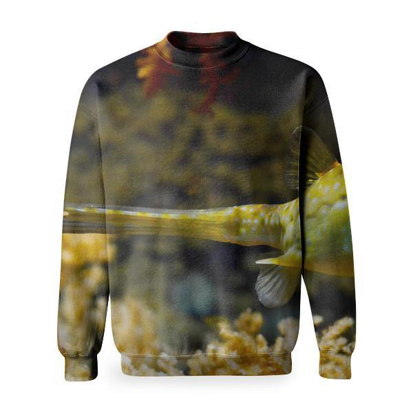 Sea Nature Ocean Fish Basic Sweatshirt